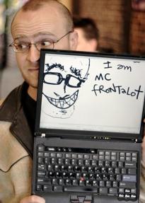 Frontalot Laptop