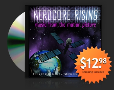 Nerdcore Rising Soundtrack
